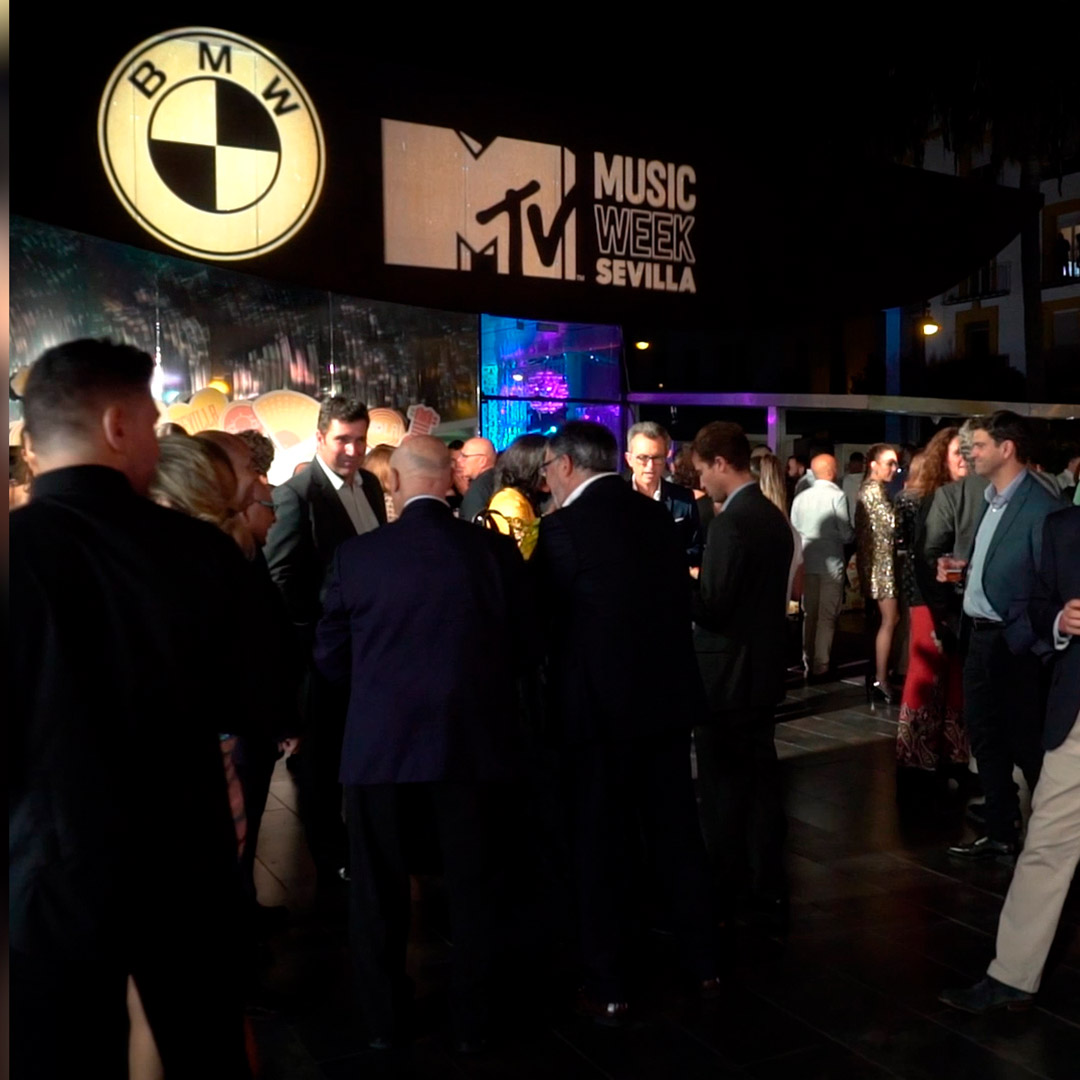 BMW MTV Music Week
